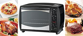 *ツインバード/コンベクションオーブン TS-4118B 肉料理などもむらなく均一に焼き上がるコンベクションタイプ。【コンベクションオーブンレンジタイマー価格ランキング人気比較通販メンズレディースキッズ大人子供】