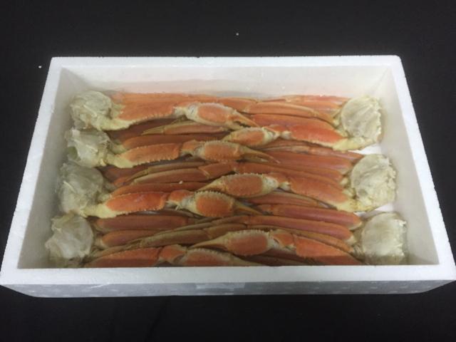 ボイルズワイガニ 3Lサイズ 1.6kg 化粧箱入り 6から7肩入り カニ 蟹 かに 鍋 足 脚 ギフト お歳暮 贈答 贈り物