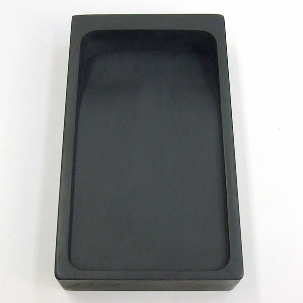 Koshu rain groves inkstone 47 inches square type inkstone male WINS rock