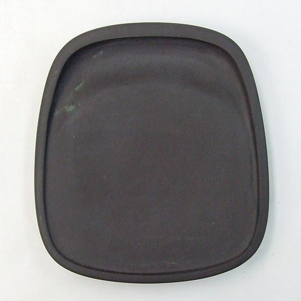 愹�.�f�x�_【ギフト】端渓坑仔岩淌池硯5.2吋『硯石端渓硯本石木箱