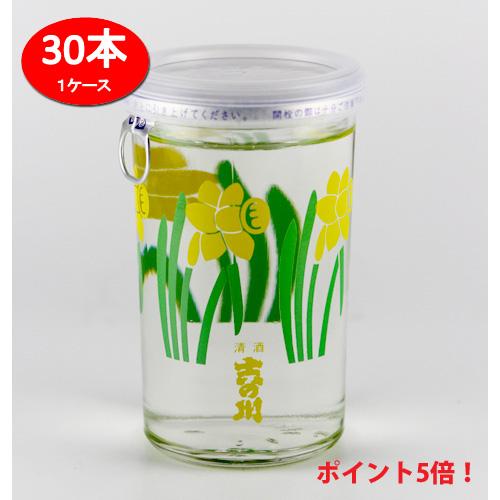会津 吉の川 カップ 180ml 30本入り 1ケース