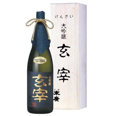 末廣 大吟醸酒 玄宰 1.8L