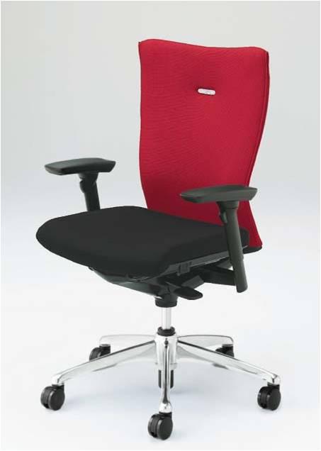 高級椅子 フィーゴ サイドファスナータイプ ハイバック アジャストアーム オカムラ CJ95ZR