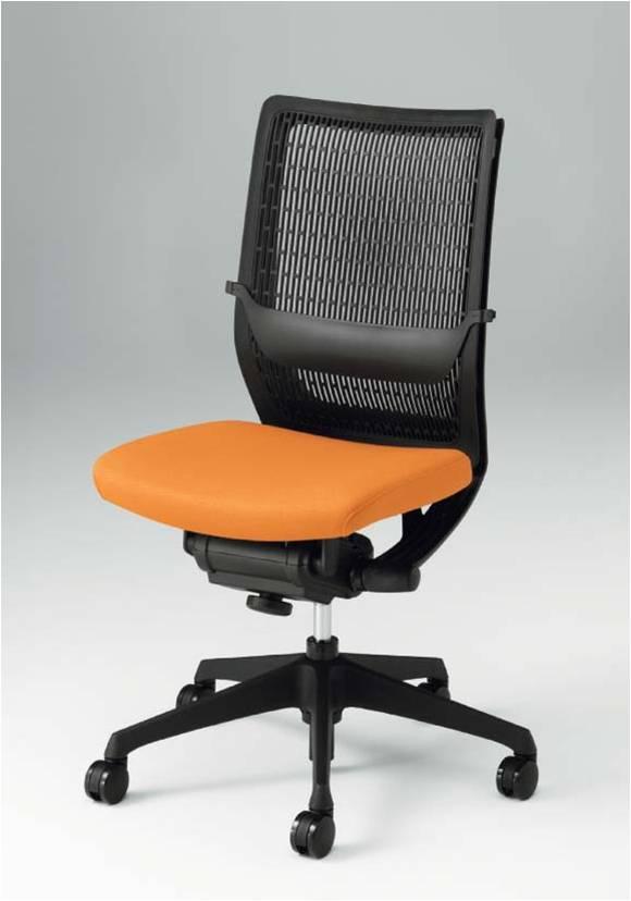 ヴィスコンテ ハイバック プレーンタイプ オカムラ CW61ZA 楽しい椅子