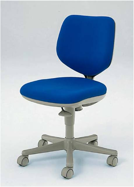 オフィスチェア CG-E オカムラ CG14GZ 双輪キャスタータイプの椅子