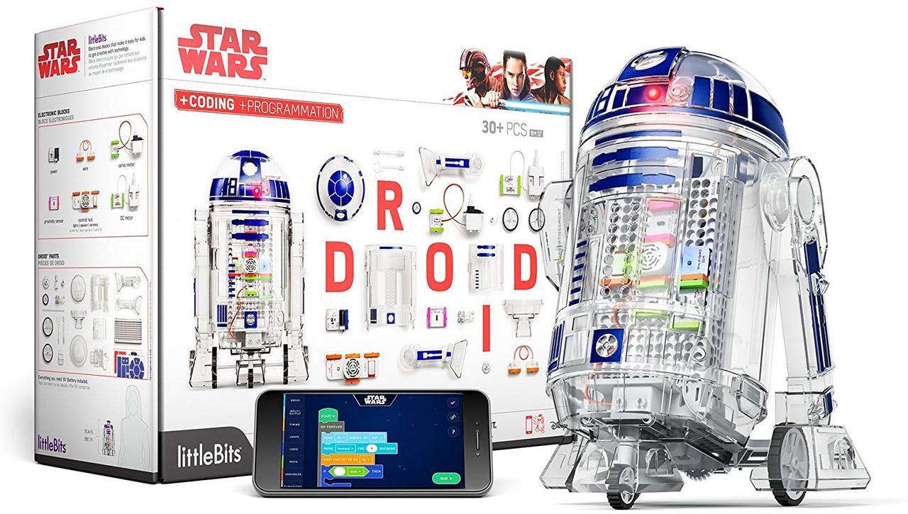 littleBits DROID INVENTOR KIT スターウォーズ ドロイドキット【宅配便】【送料無料】