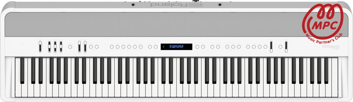 【送料無料】電子ピアノ FP-90-WH Roland(ローランド)【お取り寄せ】【宅配便】