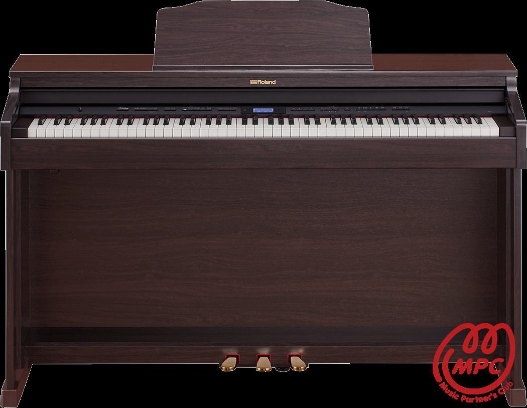レビューでオリジナルマイクロファイバークロスプレゼント!【高音質ヘッドフォンプレゼント! 数量限定】【イス付】電子ピアノ HP601-CRS Roland(ローランド)【設置送料無料】【設置業者】【お取り寄せ】