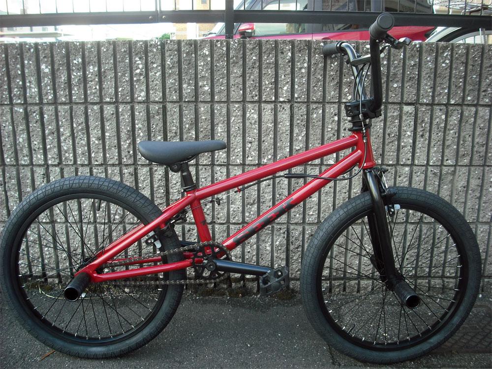 BMX フラット 20インチ 自転車 【TNB 2021 SEEK 17.9