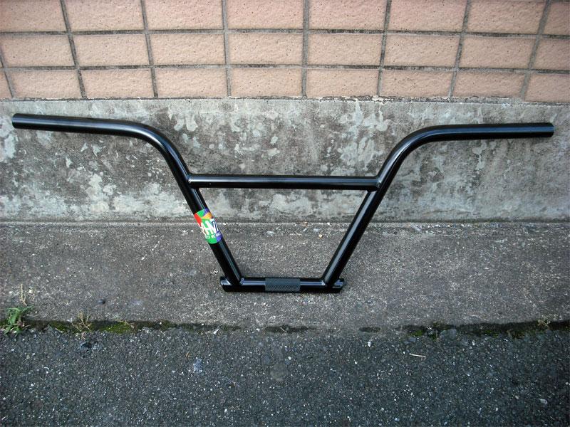 "BMX ハンドル【RANT Nsixty 4pc Bar 9.0"" 9.5"