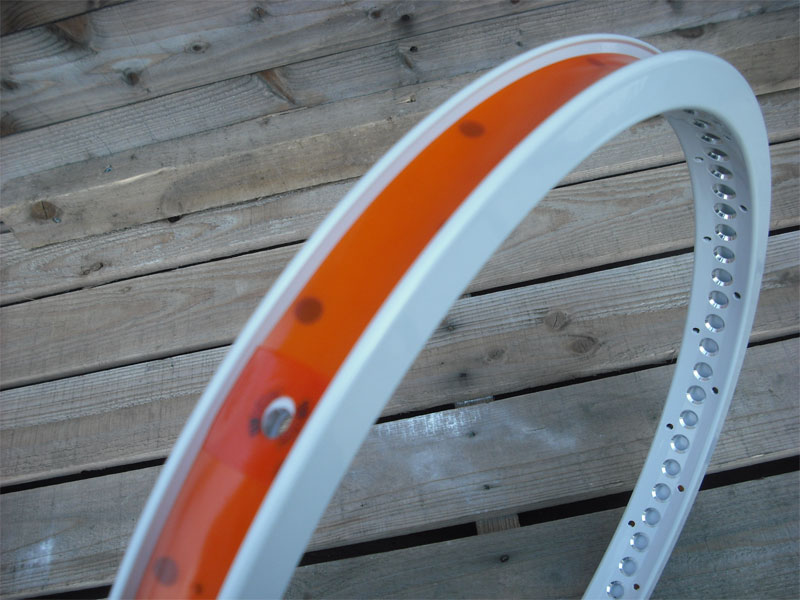 BMXリム【Fly Bikes Rim Rear 36H white】20インチリム・軽量リム【40%OFF】