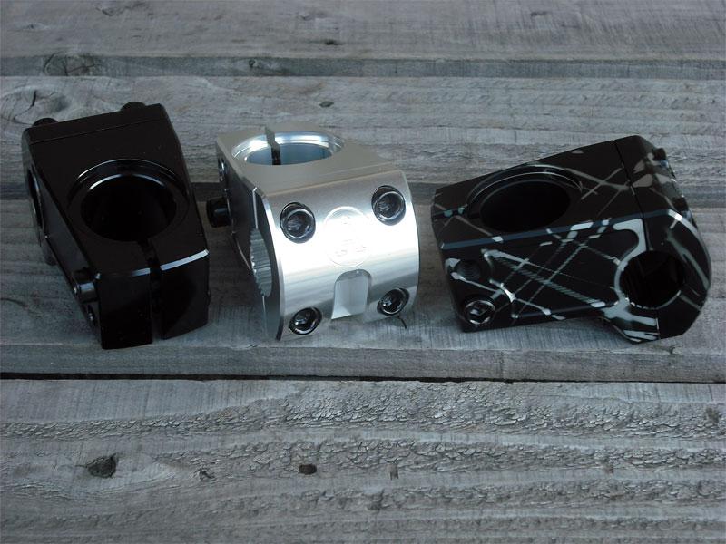 BMX ステム フラット オータム AUTUM FLAT LOAD STEM 35mm リーチ フラットランドに最適 短いフラット ステム