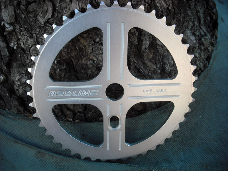 NOS Parts/Redline 401【NOS Redline Sprocket 44T USA】レッドライン/昔のパーツ/NOS