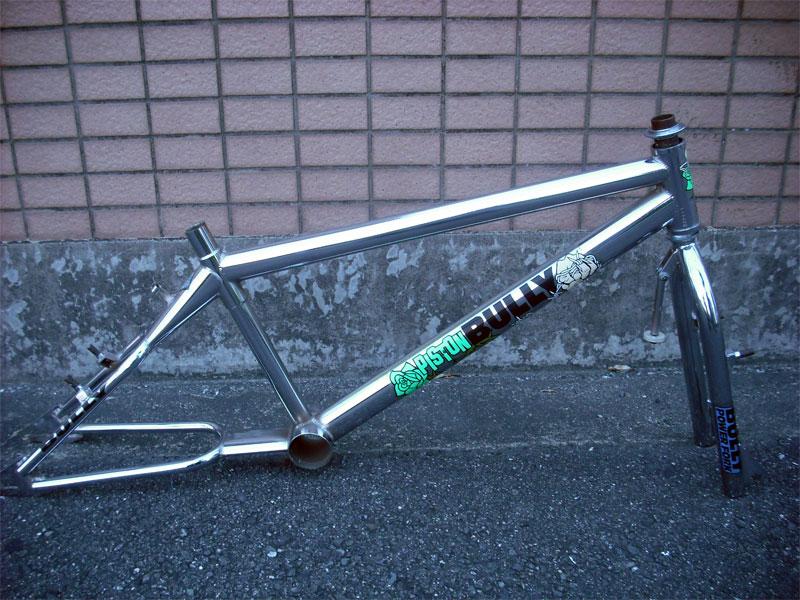 BMX FRAME【BULLY