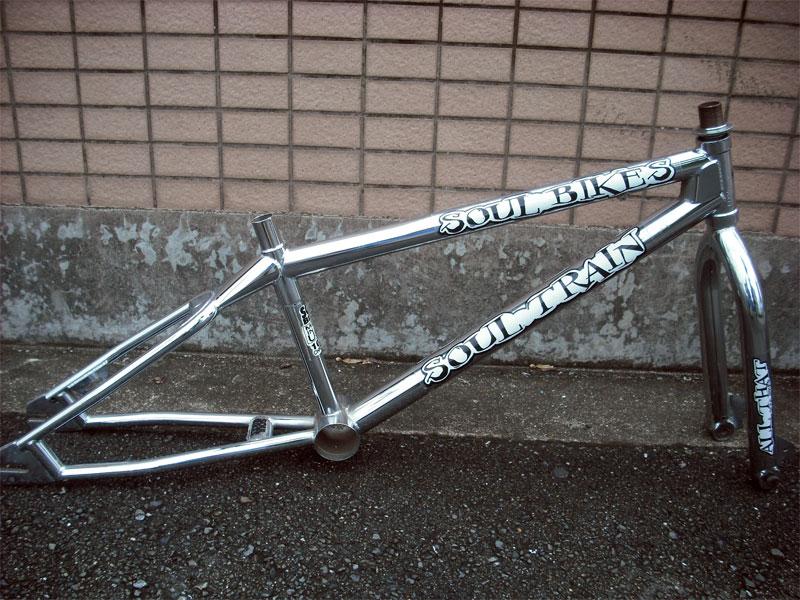BMX FRAME【SOUL BIKE