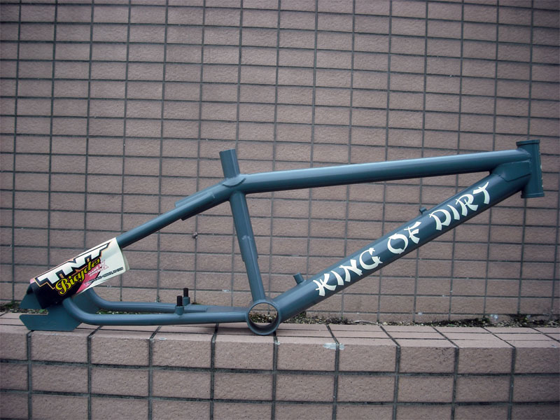 BMX FRAME【TNT King Of Dart Frame】フリースタイルフレーム#Vintage BMX#MID SCHOOL#NOS