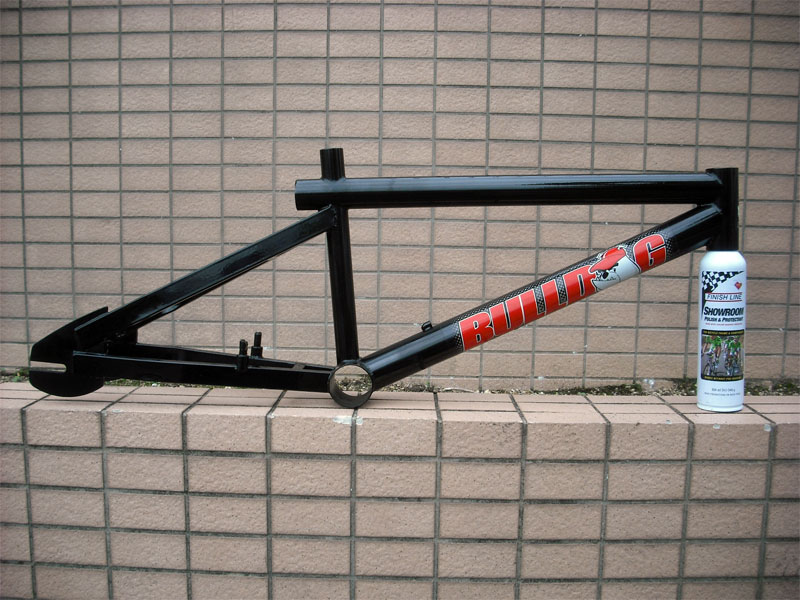 BMX FRAME【Bulldog Bikes BULLDOG Frame】フリースタイルフレーム#Vintage BMX#MID SCHOOL#NOS