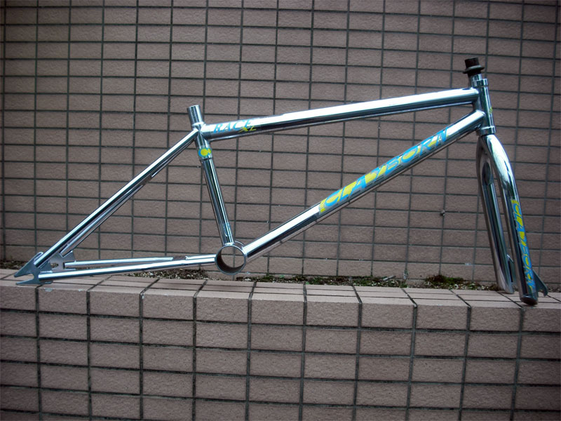 BMX FRAME【Clayborn Bicycles Race Frame & Fork Set】Racing Frame#Vintage BMX#MID OLD SCHOOL#NOS