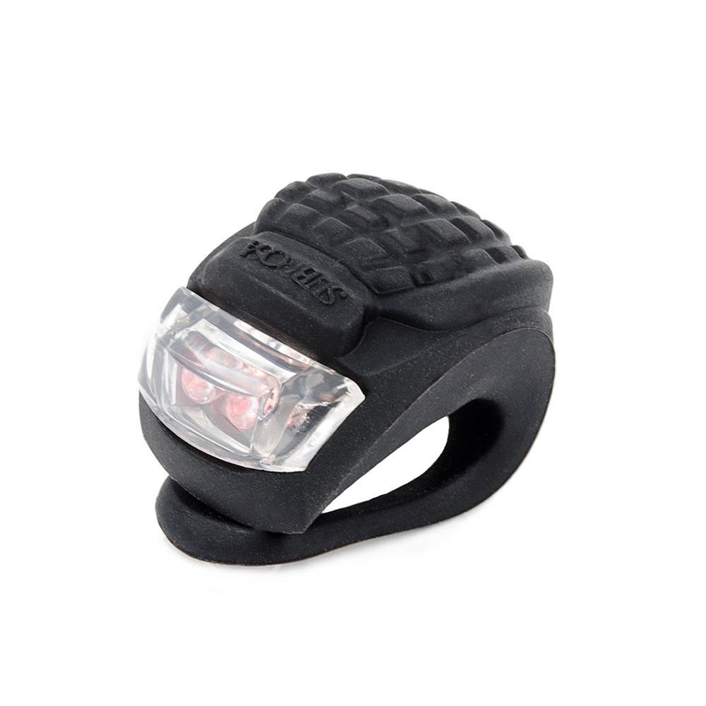 自転車 ライト 前 受注生産品 Subrosa Light Combat 前用LEDライト セットアップ 手榴弾型ライト