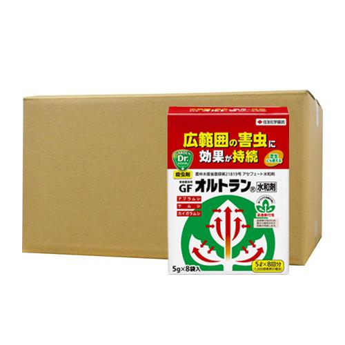 家庭園芸用GFオルトラン水和剤 [5g×8袋]×10個 [殺虫剤]