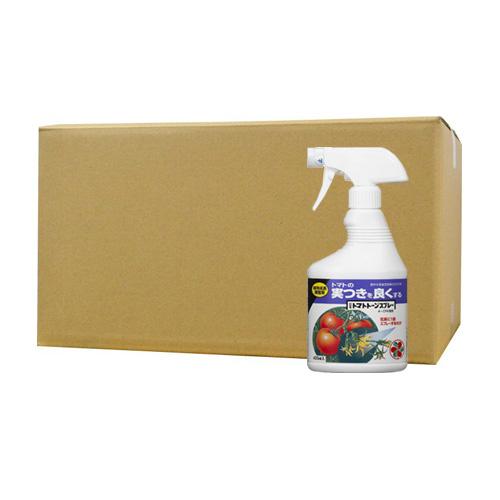 トマトやナスの実つきを良くする植物成長調整剤です! 日産トマトトーンスプレー 420ml×30本 [植物成長調整剤] 【ガーデニング・園芸・肥料】