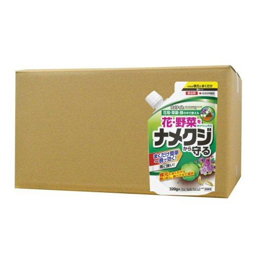 ナメナイト 320g×40本 [殺虫剤] 【農薬】【北海道・沖縄・離島配送不可】