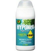 ハイポネックス ハイグレード観葉植物 450ml×24本/ケース ガーデニング・園芸・肥料 葉色を鮮やかに育てる!【送料無料】