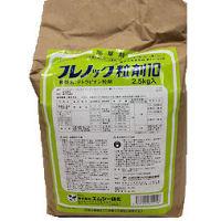 エムシー緑化 フレノック粒剤10 2.5kg/袋 笹やススキの根部および茎葉吸収移行型の選択制除草剤で強く作用!【送料無料】