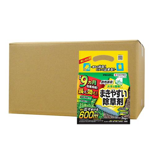 住友化学園芸 クサノンEX粒剤 3kg×6個【北海道・沖縄・離島配送不可】
