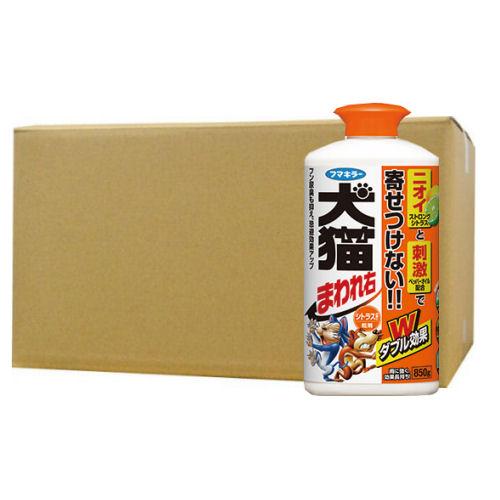犬猫まわれ右 粒剤 850g×12個 シトラスの香り【北海道・沖縄・離島配送不可】
