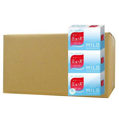 ミューズ 石鹸 マイルド 95g×3個×40個セット