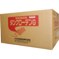 速効性殺鼠剤 ダンクローデンG 10kg 医薬部外品 【送料無料】