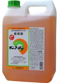 【あす楽対応!即納可能】サンフーロン液剤 5L グリホサート【送料無料】