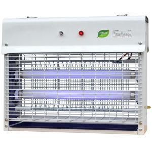 電撃殺虫器 光触媒 捕虫ランプ 20W 電撃殺虫器 PC-020A プロモート