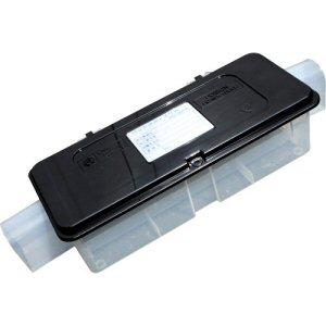 殺鼠剤設置専用容器 ラットクルスリム×10台 殺鼠剤を安全に配置するベイトステーション