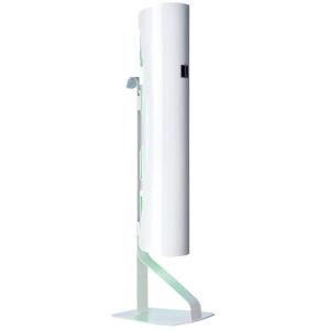 Luics[ルイクス] Sシリーズ ホワイト 60Hz インテリア捕虫器・光誘引捕虫システム 【送料無料】