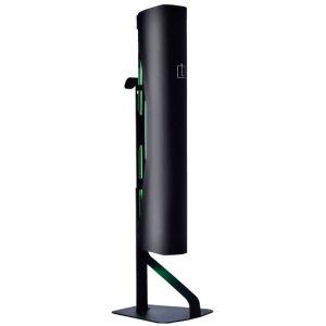 Luics[ルイクス] Sシリーズ ブラック 60Hz インテリア捕虫器・光誘引捕虫システム 【送料無料】