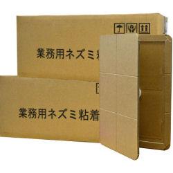ネズミ 超耐水粘着シート シクラボード 耐水紙 100枚入×2ケース ネズミ粘着板 鼠駆除 ネズミ捕り 侵入防止 クマネズミ ドブネズミ 対策