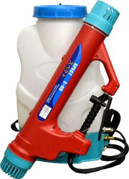 充電バッテリー式微粒子噴霧器 スペクトE-60 業務用噴霧器 【送料無料】