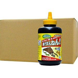 害獣忌避剤 逃げまんねん!1L×12本 100%天然素材を使用した害虫 【送料無料】