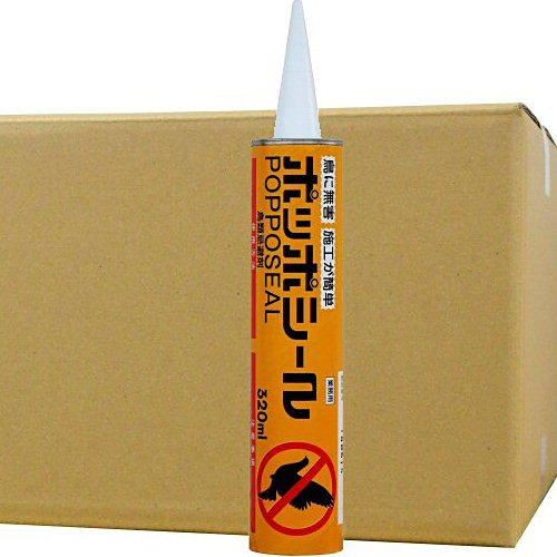 ハト・カラス忌避剤 ポッポシール320ml×30本 ハト忌避剤 鳩対策【北海道・沖縄・離島配送不可】