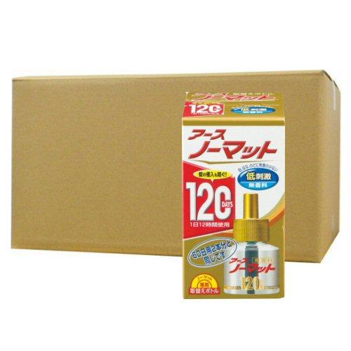 アースノーマット 取替えボトル120日用 無香料 1本入×30個セット 【防除用医薬部外品】