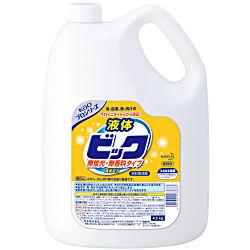 花王 液体ビック 無蛍光無香料 4.5kg×4本 業務用 【送料無料】