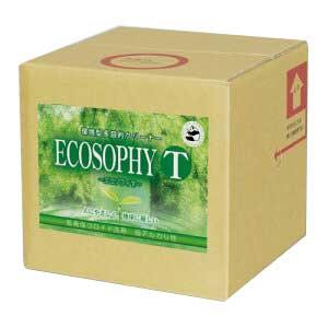 エコソフィT [弱アルカリ性] 20L ノズルコックセット [環境型多目的クリーナー]