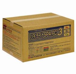 レジオネラ菌 対策 ハイライトSPA-FC3 [顆粒剤]12kg[A剤1袋、B剤1袋、C剤1袋] 浴槽循環ラインの洗浄除菌【送料無料】日産化学ハイライトスパ 浴槽 温泉