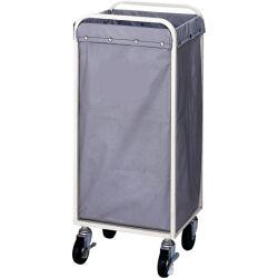 山崎産業 コンドル リサイクルカート Y-4(ECO袋) CA450-004X-MB 85L グレー 【送料無料】【北海道・沖縄・離島配送不可】