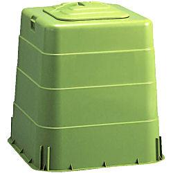 生ごみ処理容器[コンポスト容器] わんだーBOX 300L 岐阜プラスチック工業[代引き返品不可品] 【送料無料】