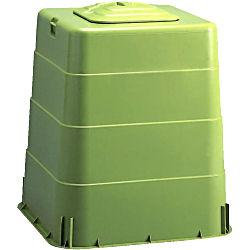 生ごみ処理容器[コンポスト容器] わんだーBOX 200L 岐阜プラスチック工業[代引き返品不可品] 【送料無料】
