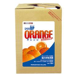 シャトルアップオレンジ ニュートラル 18L 強力中性洗剤 【送料無料】