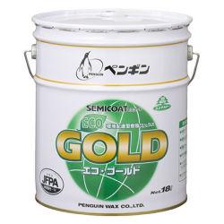 セミコート エコゴールド 18L 環境配慮型樹脂ワックス